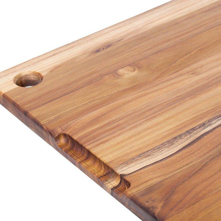 Teak Haus Edge Marine 517 Cutting Board 46x35x2cm