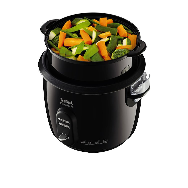 Tefal Classic Rice Cooker Black