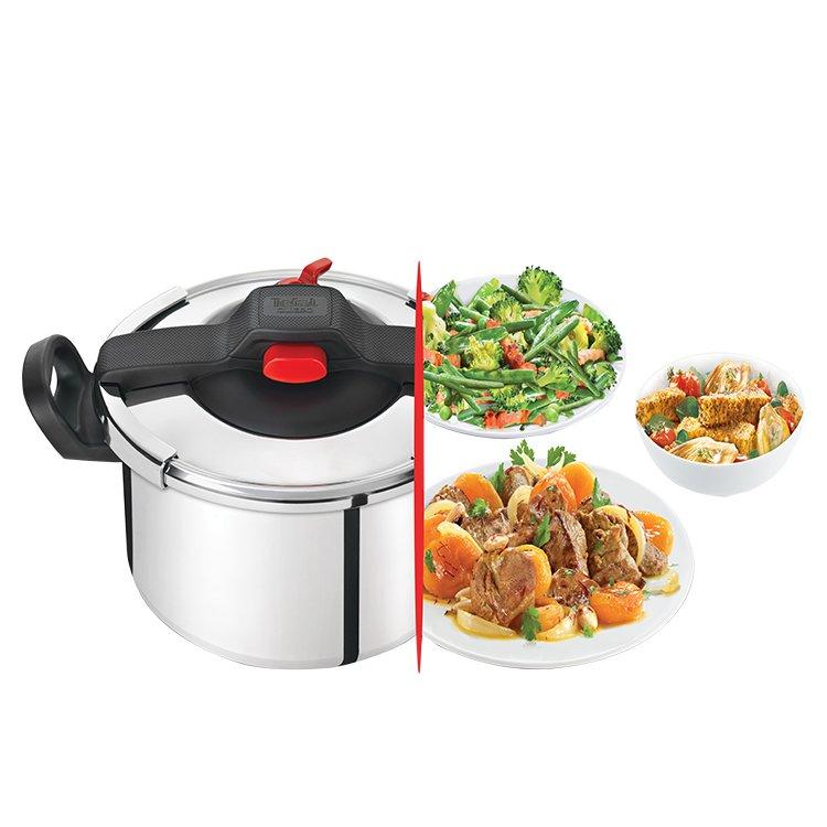 Tefal Clipso Essential Pressure Cooker 6L