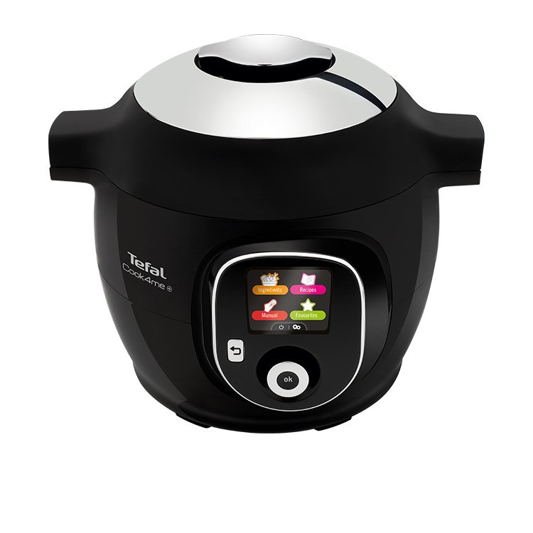 Tefal Cook4Me+ Multi Cooker Black