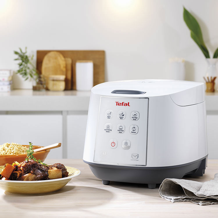 Tefal Easy Rice & Slow Cooker