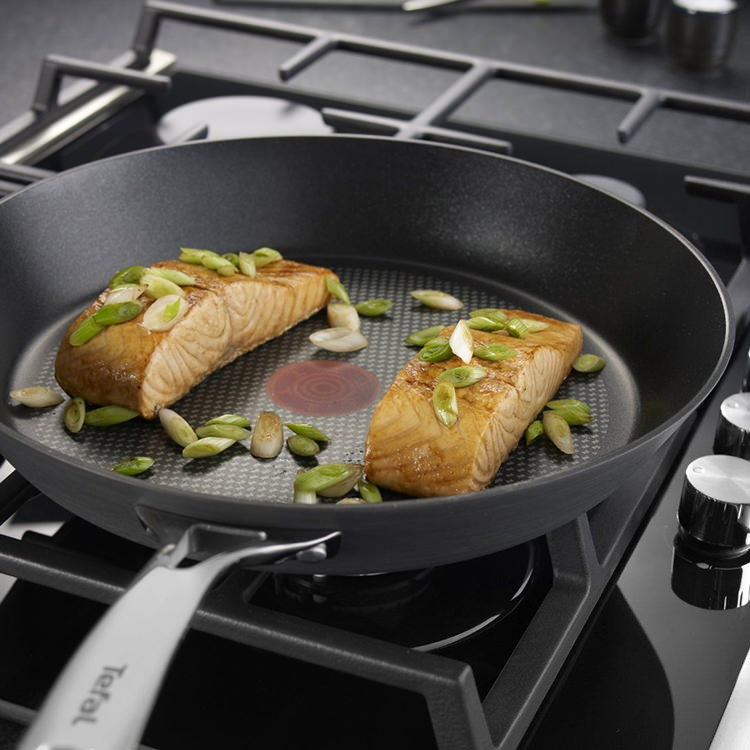 Tefal Gourmet Anodised 5pc Cookware Set