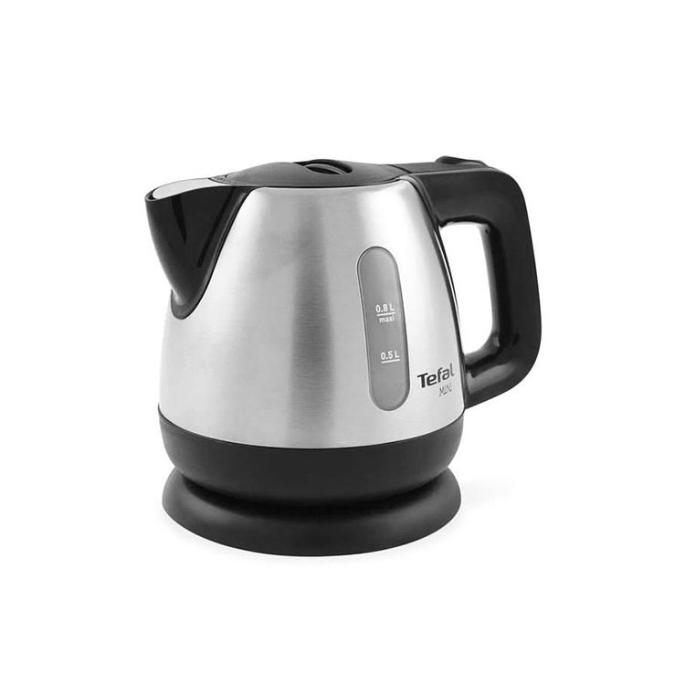 Tefal Mini Stainless Steel Kettle 0.8L