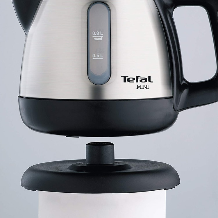 Tefal Mini Stainless Steel Kettle 800ml