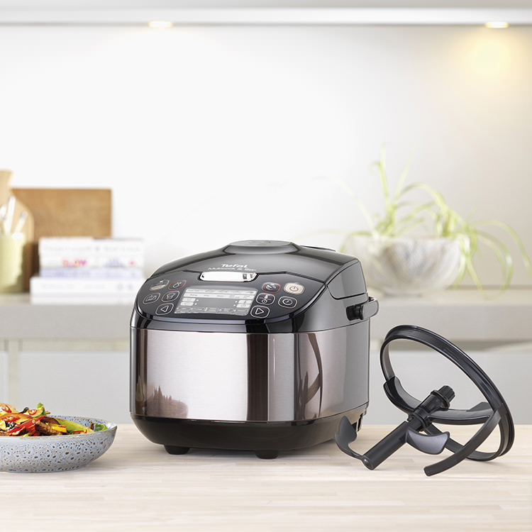 Tefal Multicook & Stir Black