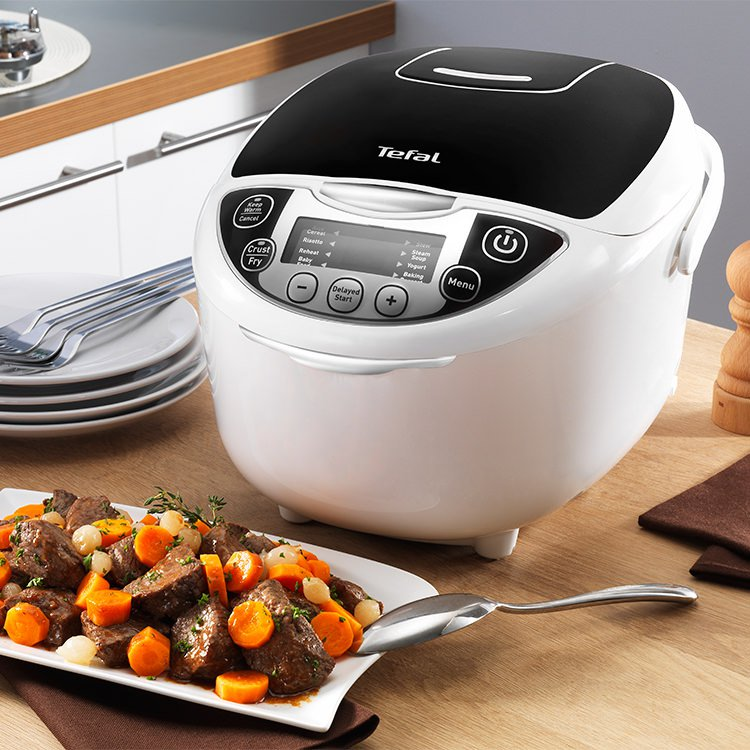 Tefal Rice & Multi Cooker 10 in 1 image #4