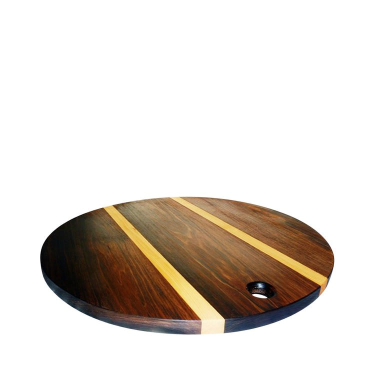 The Big Chop Chesterman Round Serving Board 47x2cm