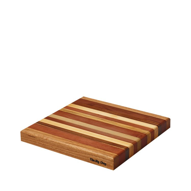 Big Chop Flatemate Square Chopping Board 34x34x4cm