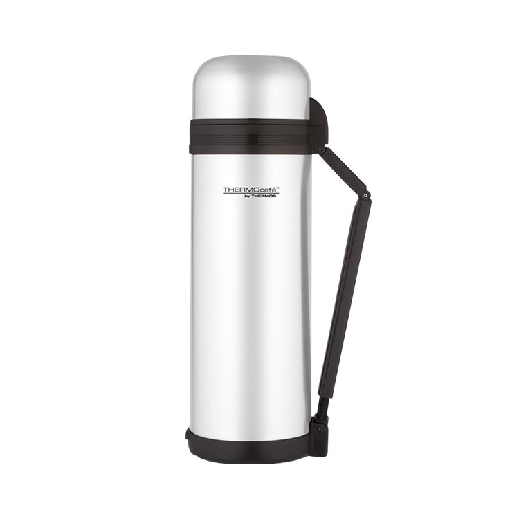Thermos Food and Drink Stainless Steel Vacuum Flask 1.8L