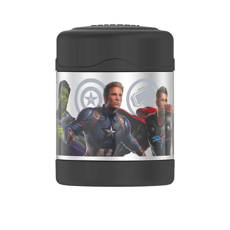 Thermos Funtainer Insulated Food Jar 290ml Marvel Avengers