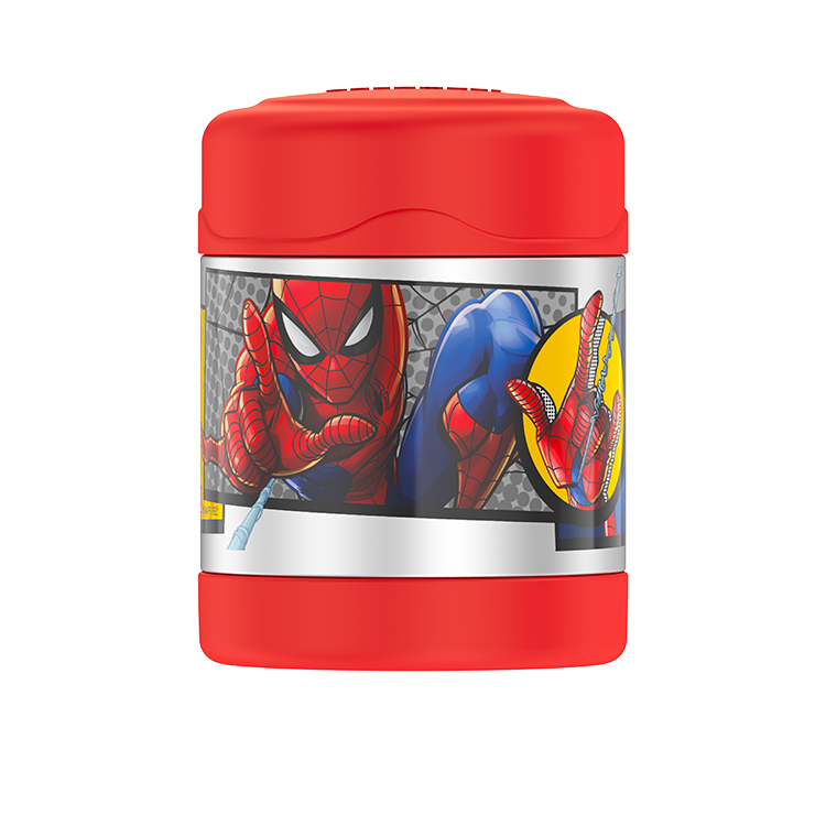 Thermos Funtainer Insulated Food Jar 290ml Spider Man