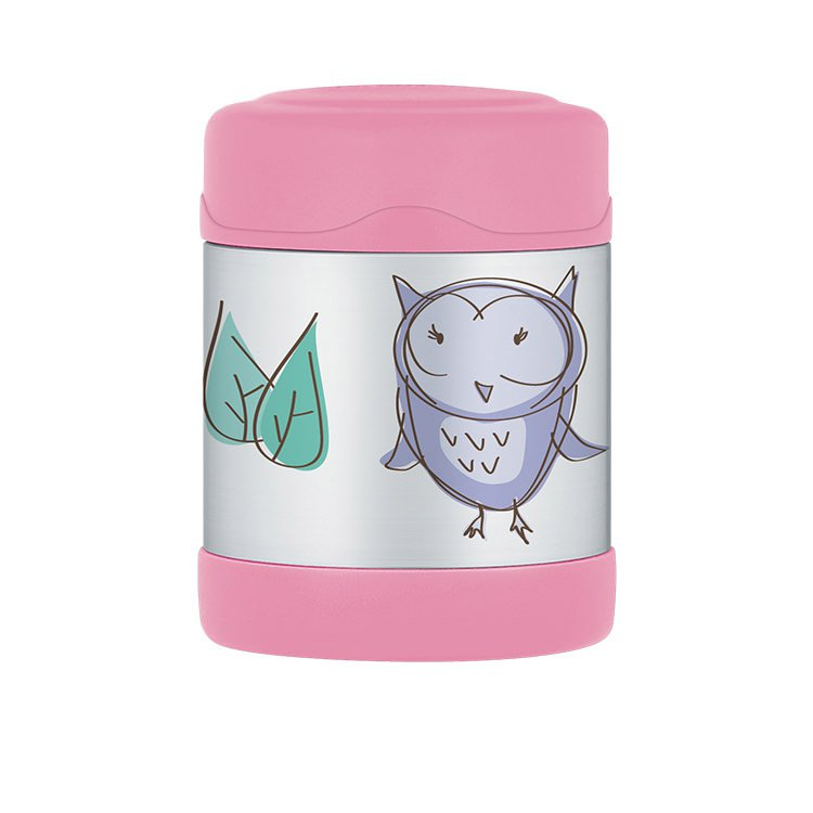 Thermos Funtainer Insulated Food Jar 290ml Owl