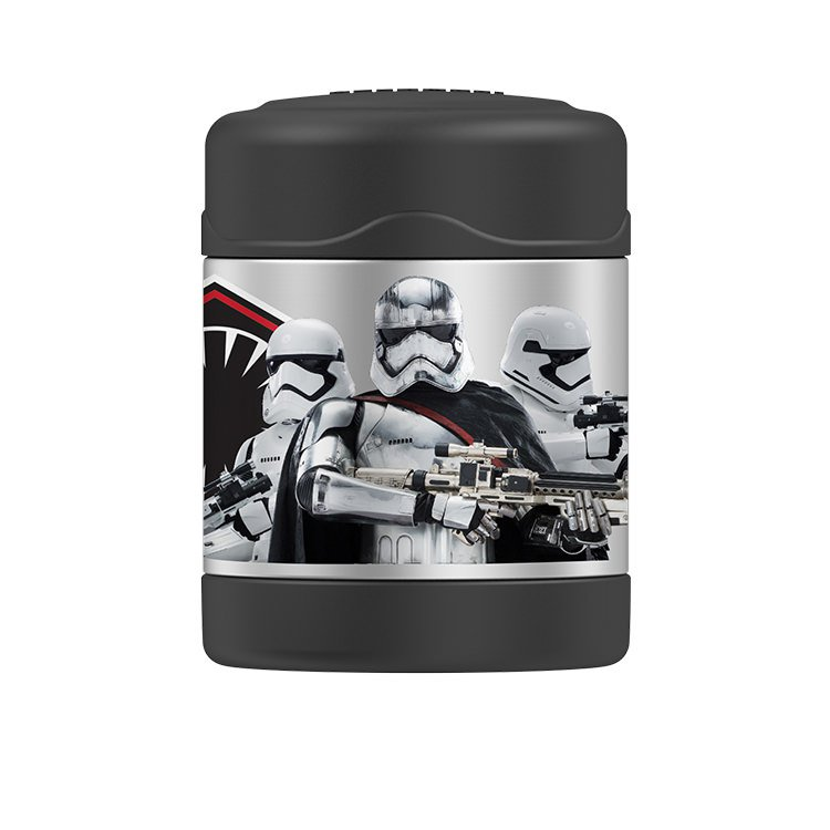 Thermos Funtainer Insulated Food Jar 290ml Star Wars Stormtrooper