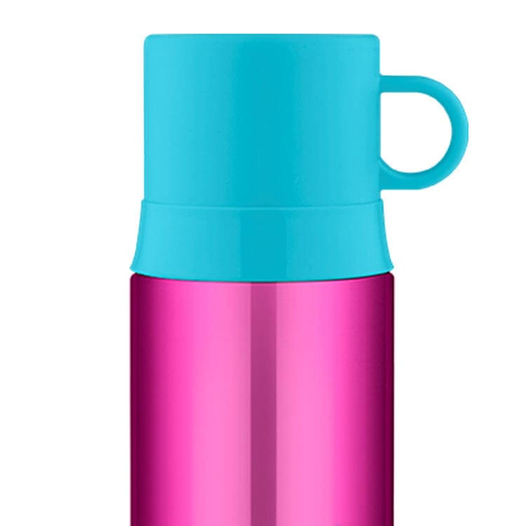 Thermos Funtainer Insulated Warm Drink Bottle 355ml Pink