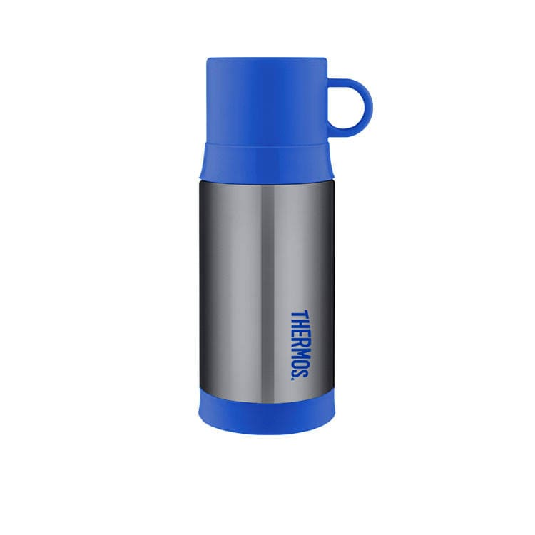 Thermos Funtainer Insulated Warm Drink Bottle 355ml Smoke