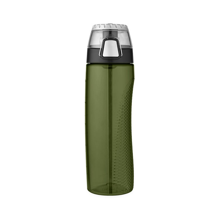 Thermos Single Wall Tritan Hydration Bottle 710ml Olive Green
