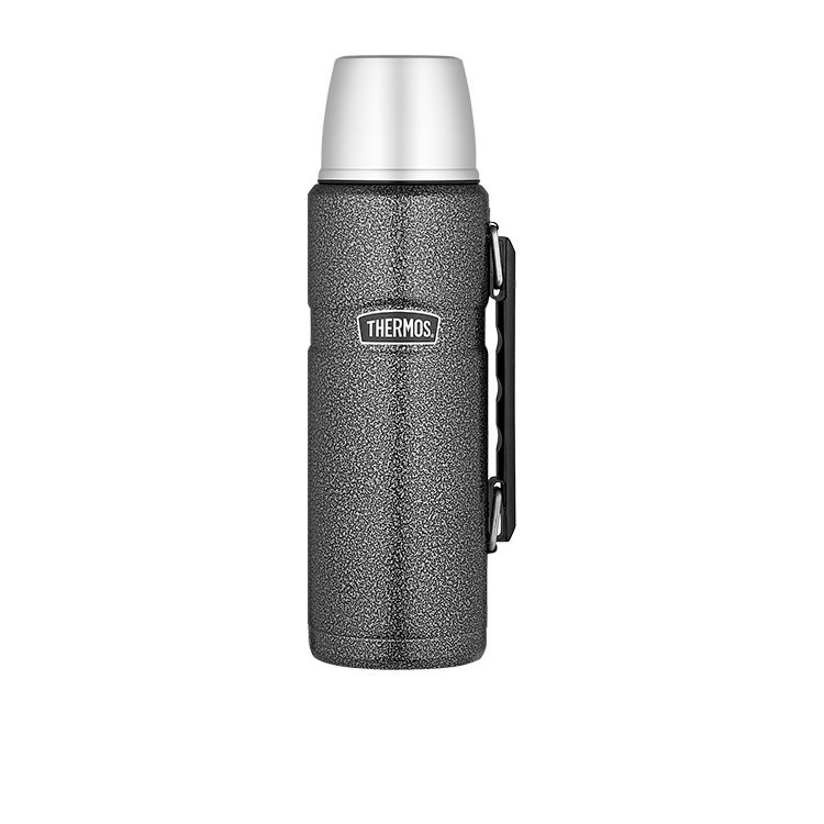 Thermos Stainless King Insulated Flask 1.2L Hammertone