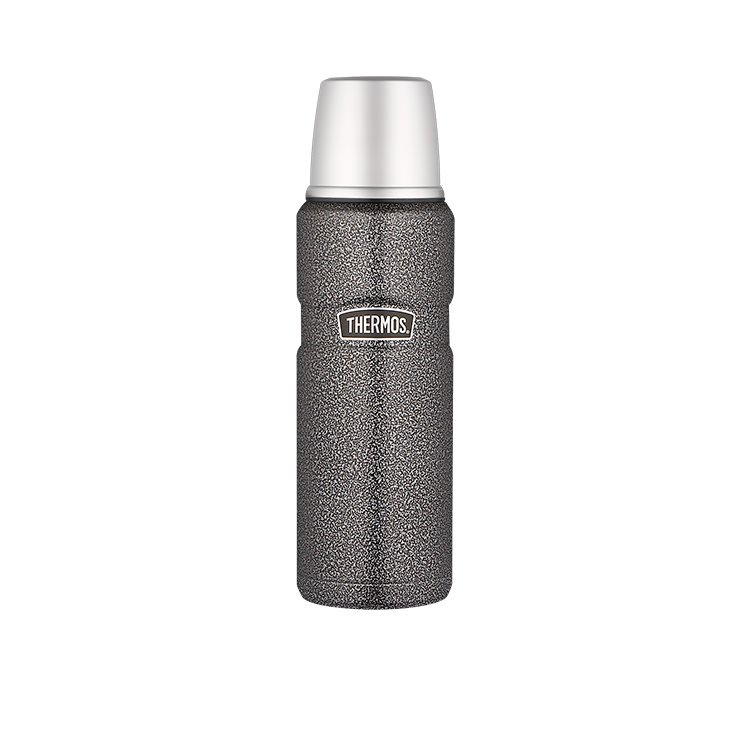 Thermos Stainless King Insulated Flask 470ml Hammertone