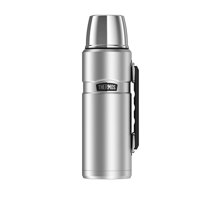 Thermos Stainless King Insulated Flask 1.2L Stainless Steel