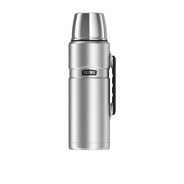 Thermos Stainless King Insulated Flask 2L Stainless Steel