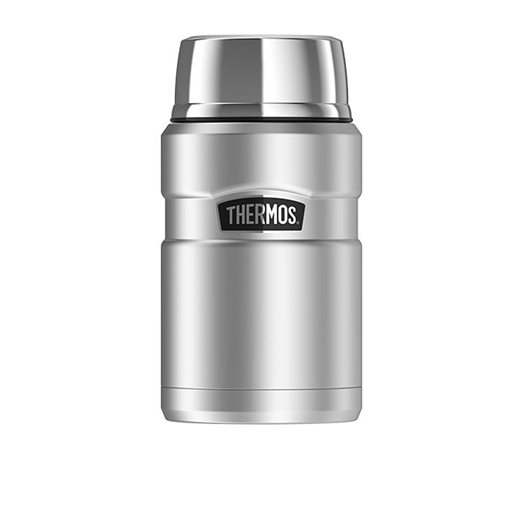 Thermos Stainless King Insulated Food Jar 710ml Stainless Steel