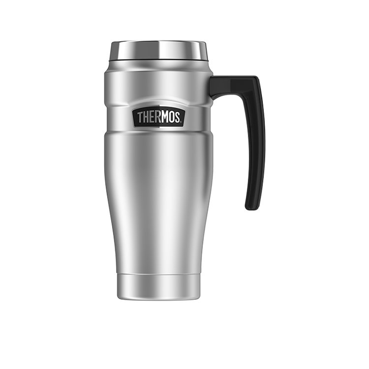 Thermos Stainless King Insulated Travel Mug 470ml Stainless Steel