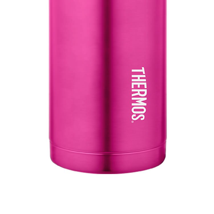 Thermos Stainless Steel Direct Drink Bottle 470ml Pink