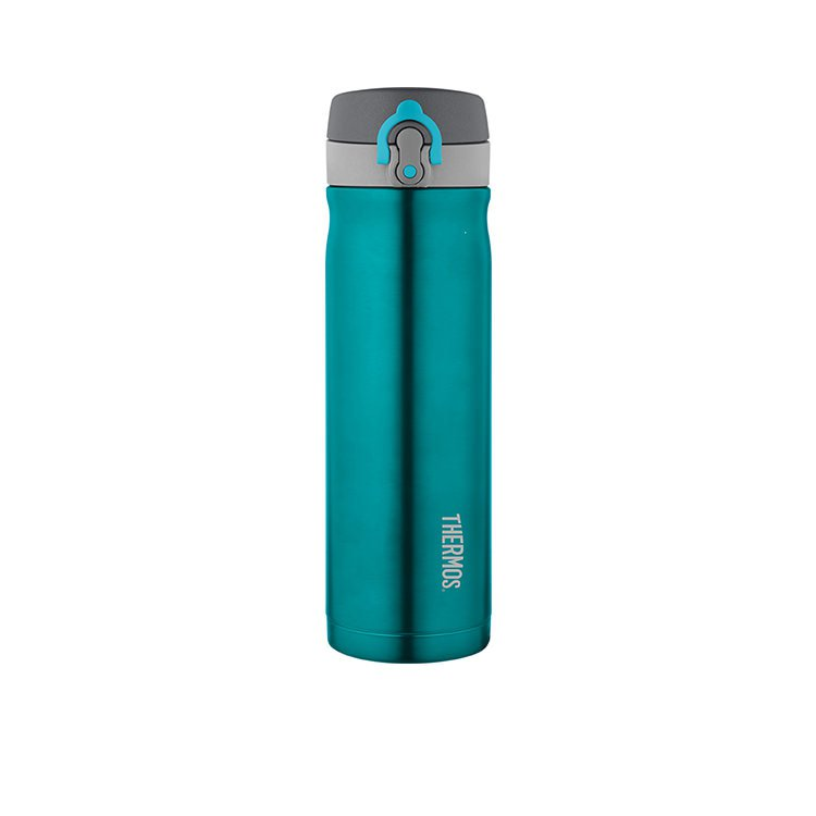 Thermos Stainless Steel Direct Drink Bottle 470ml Teal