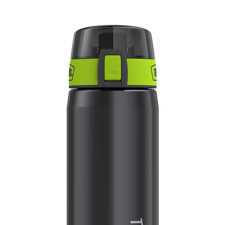 Thermos Stainless Steel Hydration Bottle 530ml Smoke/Lime
