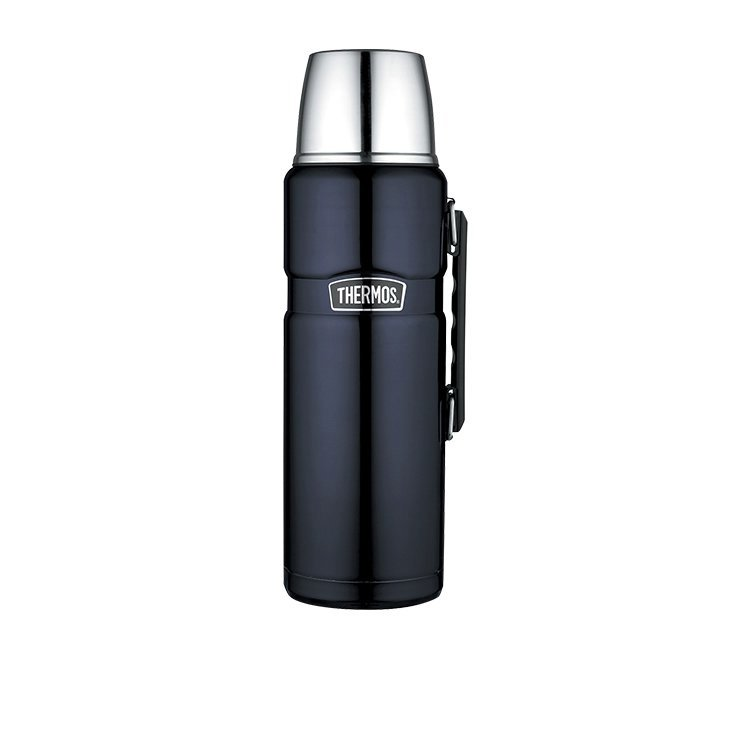 Thermos Stainless King Insulated Flask 2L Midnight Blue