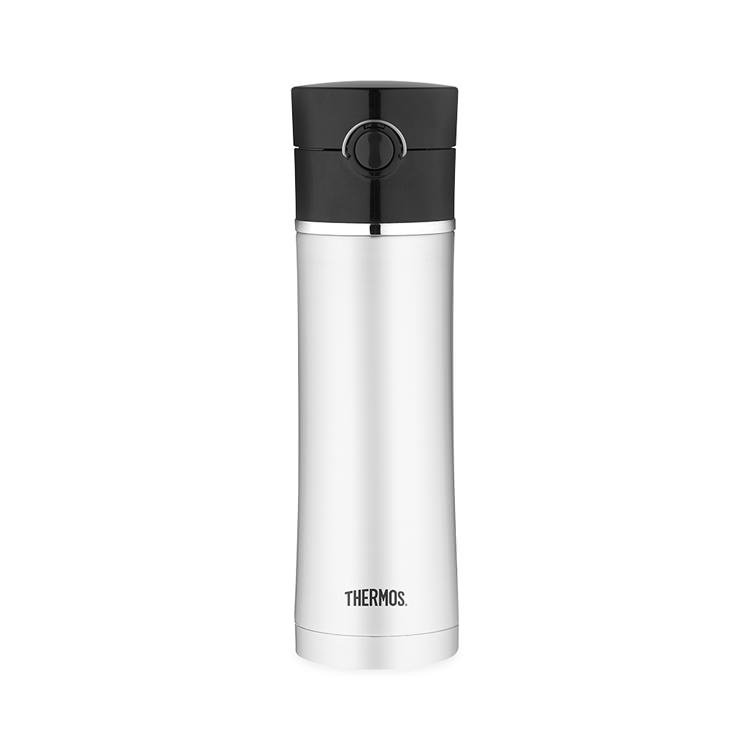 Thermos Stainless Steel Vacuum Insulated Flask w/ Tea Infuser