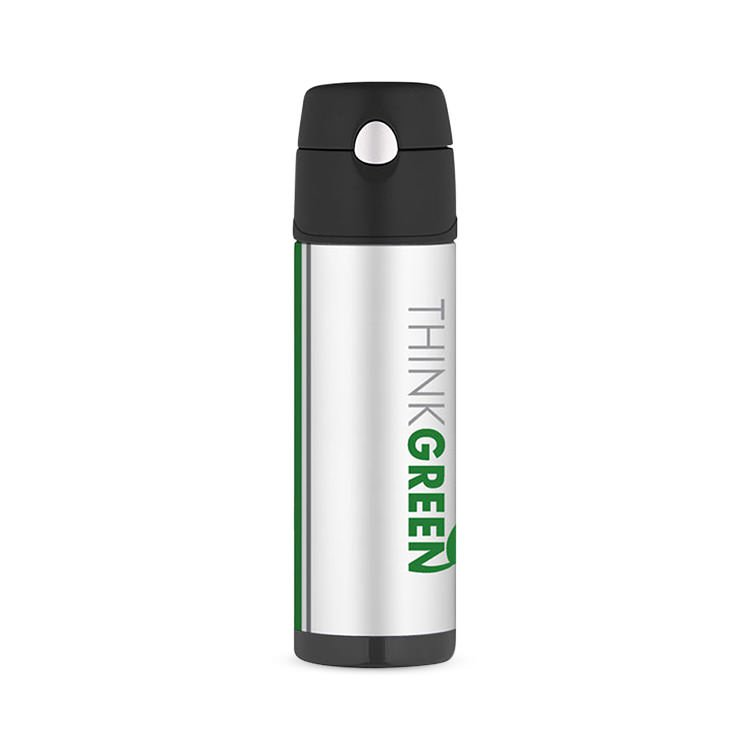 Thermos Stainless Steel Vacuum Insulated Hydration Bottle ...