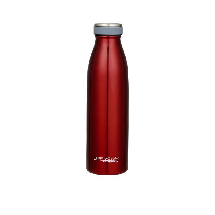Thermos Thermocafe Vacuum Insulated Bottle 500ml Red