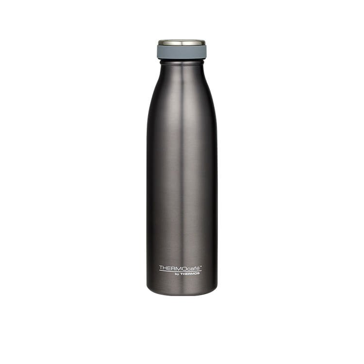 Thermos Thermocafe Vacuum Insulated Bottle 500ml Smoke
