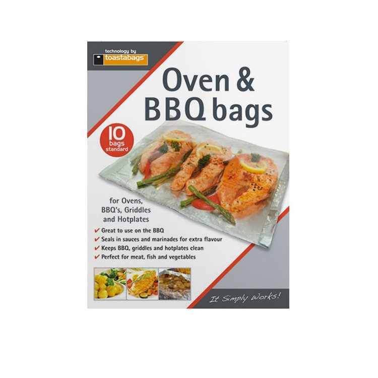 D.Line Toastabags Oven & BBQ Bags Standard 10pk