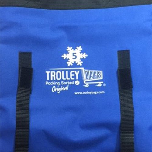 Trolley Bags Original Cool Blue