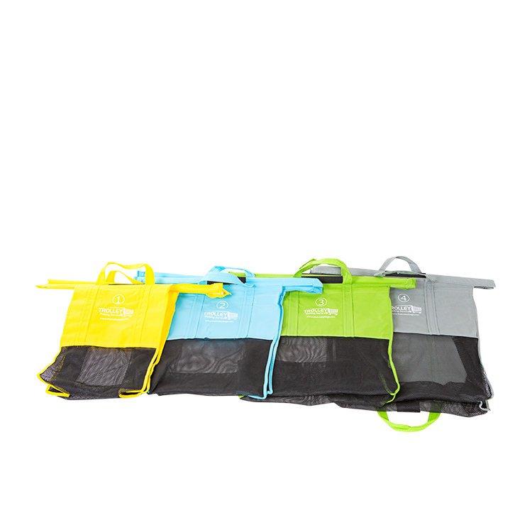 Trolley Bags Original Pastel Set of 4