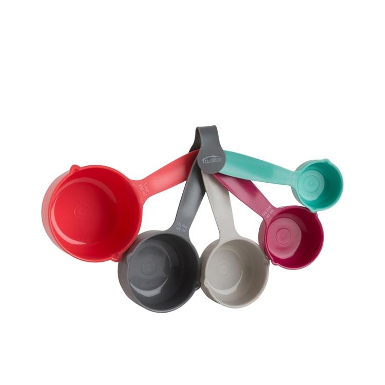 Trudeau Measure Cups Set of 5