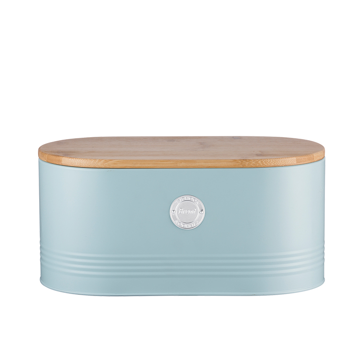 Typhoon Living Bread Bin Blue