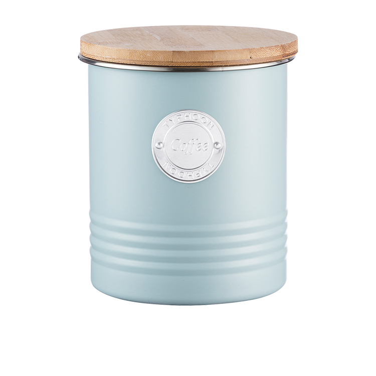 Typhoon Living Coffee Canister 1L Blue