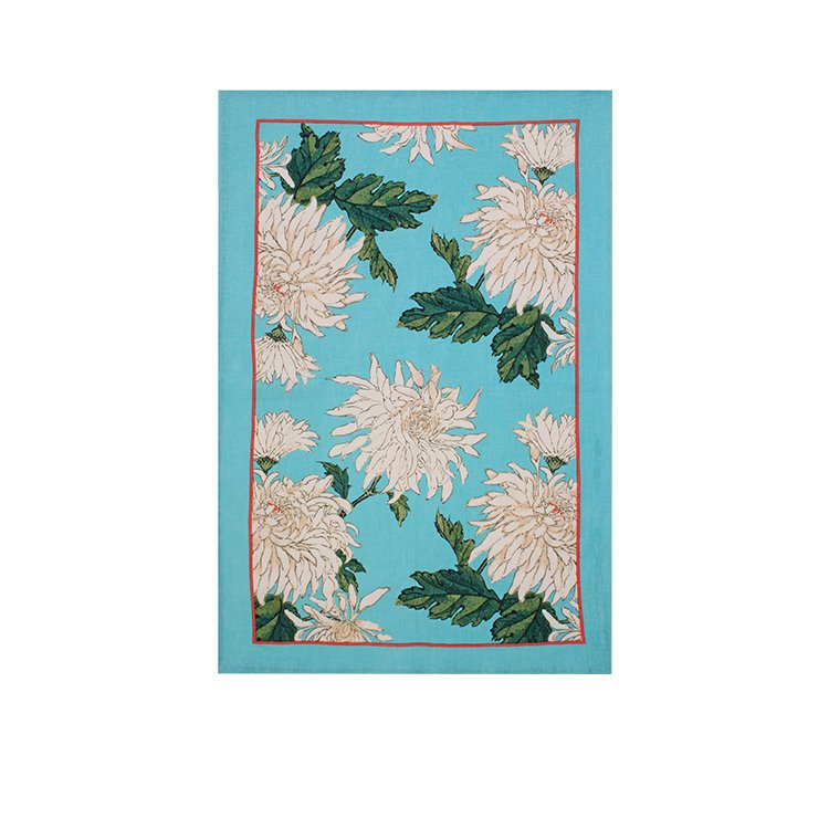 Ulster Weavers RHS Chrysanthemum Linen Tea Towel