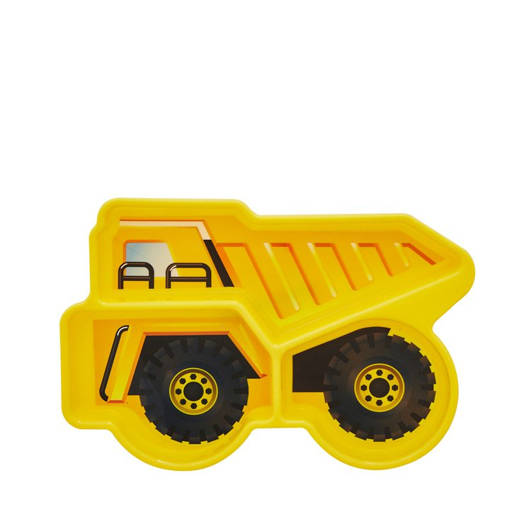 Urban Trend Me Time Divided Plate Dump Truck