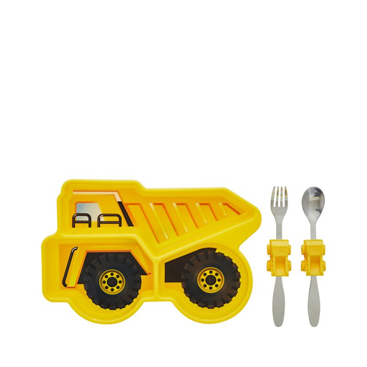 Urban Trend Me Time Meal Set Dump Truck