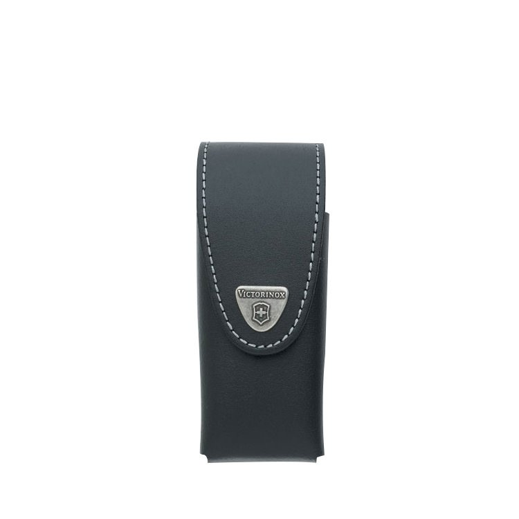 Victorinox Black Leather Pouch for Swiss Tools