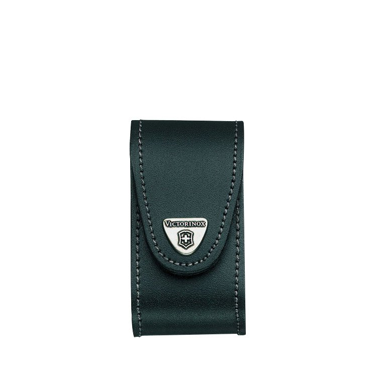 Victorinox Black Leather Sheath 5-8 Layers