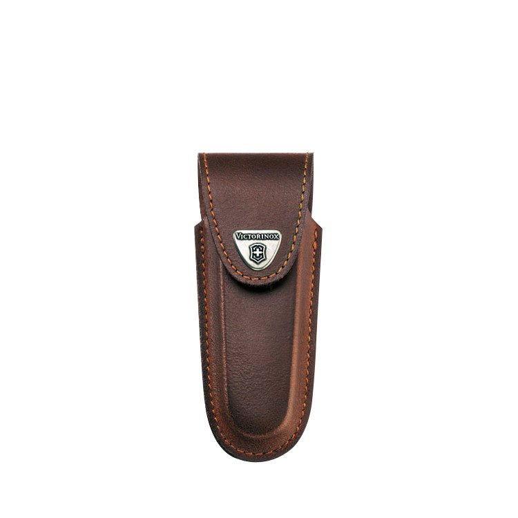 Victorinox Brown Leather Sheath 2-3 Layers for Lockblades