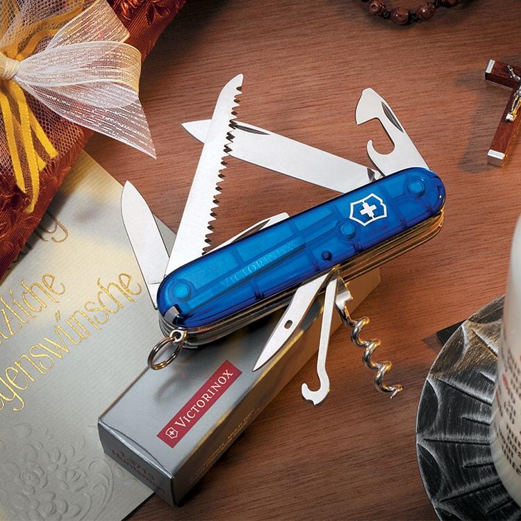 Victorinox Classic SD Swiss Army Knife Blue image #2