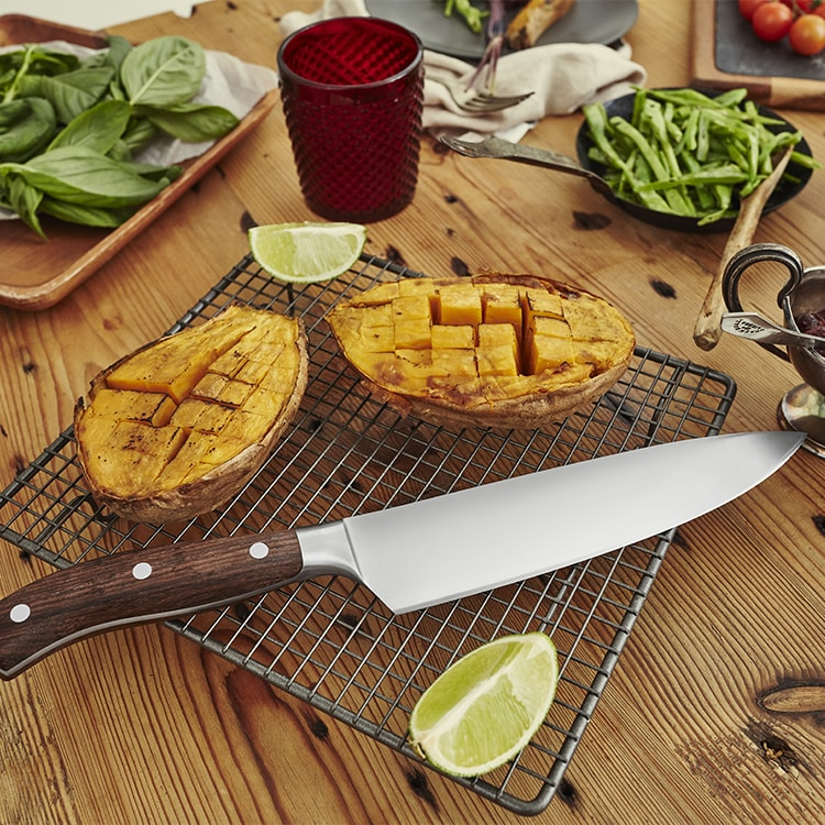 Victorinox Cooks Carving Knife 25cm Rosewood image #2
