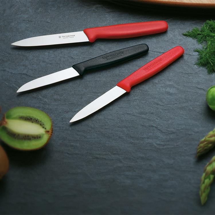Victorinox Vegetable Knife 10cm Black