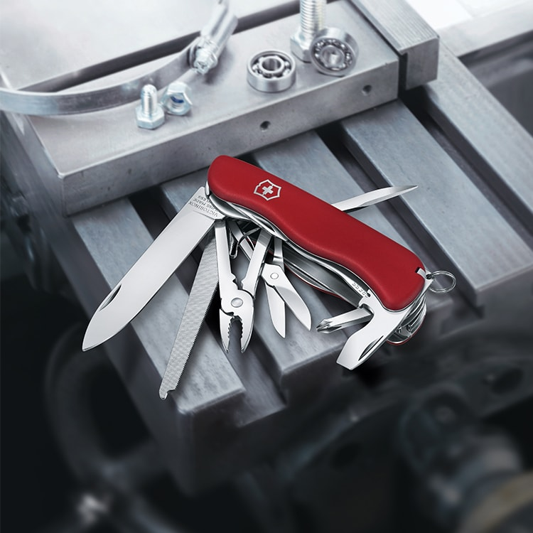 Victorinox Work Champ Swiss Army Knife